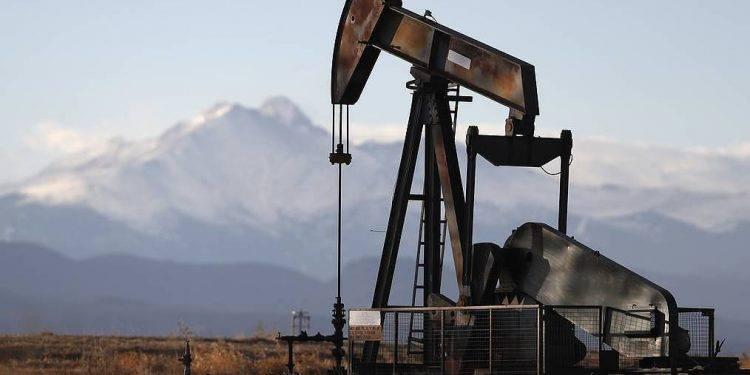 mỏ dầu thô